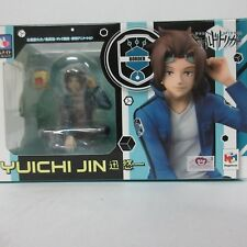 World Trigger Yuichi Jin MegaHouse Pal Mate Figure Authentic NEW