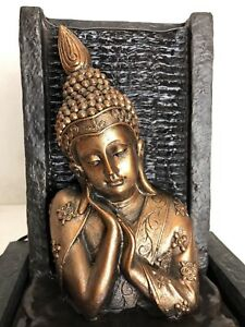 REFLECTION EXQUISITE BUDDHA WATER FEATURE NEW DECEMBER 2018 EXCLUSIVE DESIGN