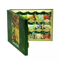 Greenfield tea assorted 120 bags, 30 varieties, a great gift, worthy purchase!