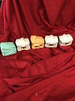Vintage McDonald's Happy Meal Toys 1993 | The Flintstones | Set of 5