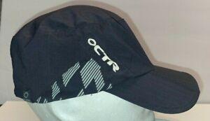 CTR Cycling Hat Tri-Fold Brim Bill Gray Size L/XL Bike Bicycle Cap UNIQUE NICE