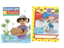 Gospel Light: Preschool Sunday School Curriculum Quarterly Kit, Summer A New