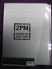 2PM / HANDS UP ASIA TOUR 2 DVD + 280 P PHOTO BOOK NEW SEALED