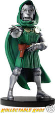 Fantastic Four - Classic Doctor Doom XL Head Knocker Bobble Head NEW IN BOX