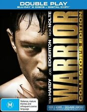 Warrior (Collector's Edition) : NEW Blu-Ray