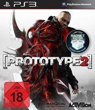 Sony ps3 PlayStation 3 juego *** Prototype 2 radnet Edition *** neu*new*18