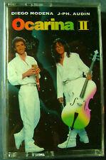 Jean Philippe Audin/Diego Modena:  Ocarina II (Cassette, Private Music) NEW