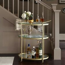 Olliix Madison Park Signature Lauren Bar Cart Mps135-0049
