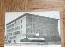 Billings, Montana, Stapleton Block Postcard, c. 1907