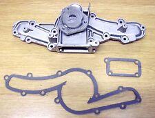 ALFA ROMEO 156 166 2.5 3.0 3.2 V6 24V NUOVO Pompa Acqua & GUARNIZIONI (metallo impellor)