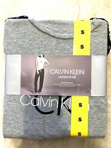 NWT! CK Calvin Klein Underwear 2 Piece Pajama Set Tshirt Lounge Pants, Variety