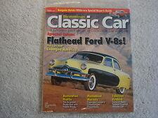 Classic Car 2006 November Flathead Ford V8's Chevrolet Turbocharged Corvair's