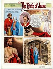 Bible Stories in Pictures #42 Part 3    December 19 1954     The Birth of Jesus