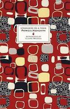Strangers on a Train: A Virago Modern Classic by Patricia Highsmith (Hardback, 2