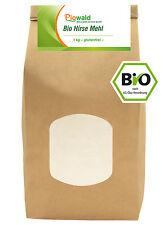 BIO Hirse Mehl - 1 kg, glutenfrei - (6,90 €/Kg)