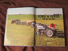 VINTAGE FORD N SERIES TRACTOR ORIGINALITY GUIDE AGRICULTURAL EQUIPMENT