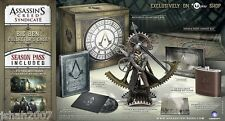 Assassin's Creed Syndicate Big Ben Coleccionistas Funda Edition Xbox Uno Nuevo