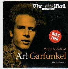 (FI571) Art Garfunkel, Across America - 2005 The Mail CD