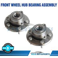 2 Front Wheel Bearing Hub for 2002 2003 2004 2005 06 - 08 Dodge Ram 1500 515072