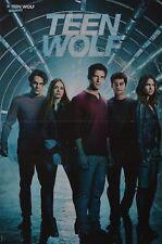 TEEN WOLF - A3 Poster (ca. 42 x 28 cm) - Clippings Fan Sammlung NEU