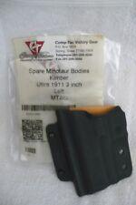 Comp-tac MTAC Minotaur LH Spare Body, Black, for Kimber 1911 3LSC