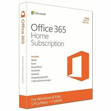 Microsoft Office and Business Software