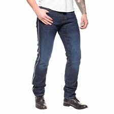Mens Motorcycle Pants Regular Fit Reinforced Jeans Made With DuPont™ Kevlar® TM.