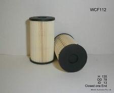 Wesfil Fuel Filter WCF112