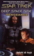 Star Trek Deep Space Nine Vengeance by Dafydd Ab Hugh PB new