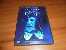 Island of the Dead (DVD, 2002) Used Malcolm McDowell OOP