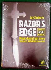 Jay Sankey's Razor's Edge :: NEW DVD