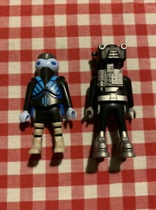 Playmobil Figures 6840  Serie 10 Boys-Roboter