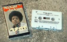 Cassette Audio Michael Jackson - My girl - K7