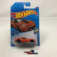 Corvette C7 Z06 #200 * Orange * 2020 Hot Wheels * WF15