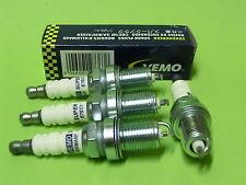 Zündkerzen Zündkerze 4 Stück für Gas und Benzin Motoren 1 Masseelektroden  0010