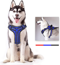 New listing voopet Dog Harness, No Pull Pet Vest Harness with Handle Easy Control on Trainin