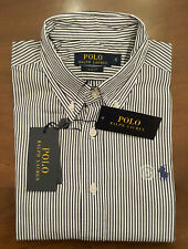 Mens Ralph Lauren Pony Casual Striped Shirt