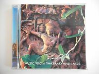 ZOMBA MUSIC : MUSIC FROM THAILAND AND LAOS (CHAP WR8) - CD COLLECTOR DE RTL