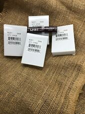NYX Butter Lipstick Licorice SEALED NEW BLS11 (3 Pack)