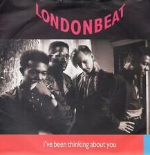 """Londonbeat(7"""" Vinyl P/S)I've Been Thinking About You-ANX 14-UK-Ex/Ex"""