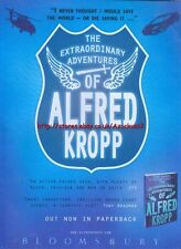 The Extraordinary Adventures Of Alfred Kropp 2006 Magazine Advert #4743