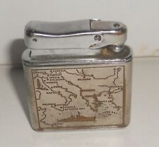 Vintage Military Battleship Tour Cigarette Lighter