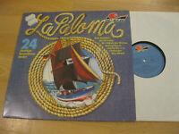 LP La Paloma 24 Seemannslieder Orchester Kay Webb Vinyl Maritim 47 536 NU