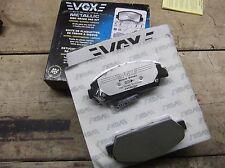 VGX MF568K DISC BRAKE PAD KIT!  NEW SURPLUS BRAKE PADS!!