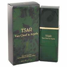 Tsar By Van Cleef & Arpels 1oz/30ml Men's Eau De Toilette (NIB)