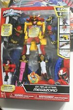 Power Rangers DX Ninja Steel Megazord New # 43595 SEALED