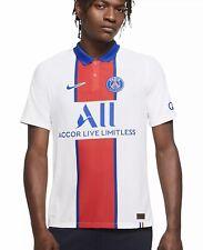 Nike Men's PSG Away Soccer Jersey Size XXL Mbappe Neymar $165 CD4188-101