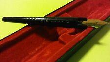 "Vintage Blk Carter's Dip Ink Fountain Pen Mini Signature 3 3/8""  Plus (3) Nibs"