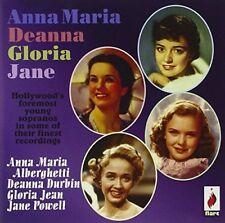 Anna Maria Alberghetti - Anna Maria, Deanna, Gloria, Jane [CD]