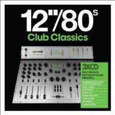 "12"" 80S CLUB CLASSICS : Soul Groove & House V/A 3CDs (NEW/SEALED)"